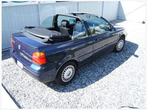 2001 vw cabrio gls convertible port alberni alberni. Black Bedroom Furniture Sets. Home Design Ideas