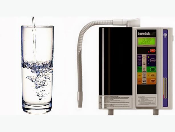 sd501 kangen water machine