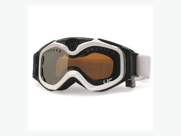 Liquid Image 335W Summit Series HD720P Snow Goggle Camera (White)