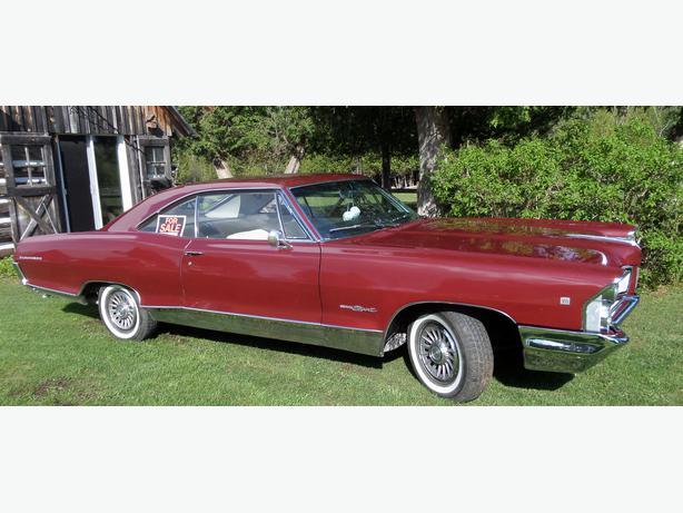 1965 Pontiac Parisienne Custom Sport 2 Door Hard Top 283