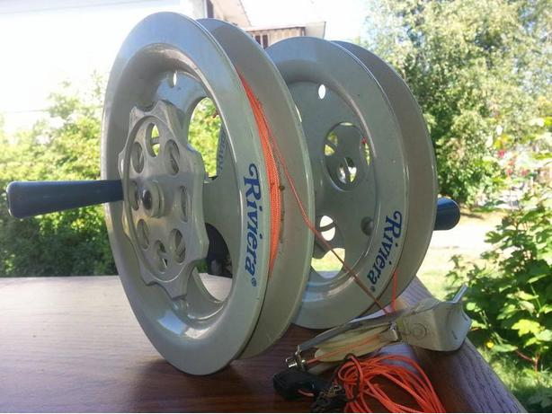 Halibut Downrigger Reel