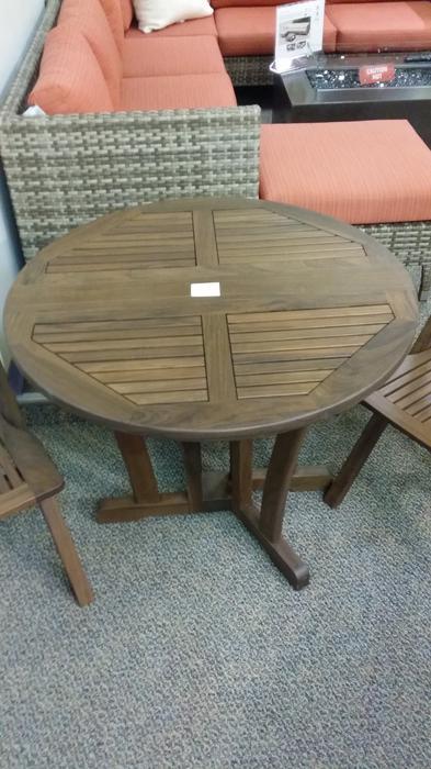 Ipe wood patio furniture vancouver city vancouver for Outdoor furniture vancouver