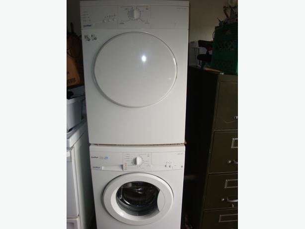 moffat made by ge apartment size 24 front load washer