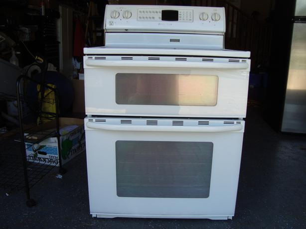 how to clean glass stove top oven