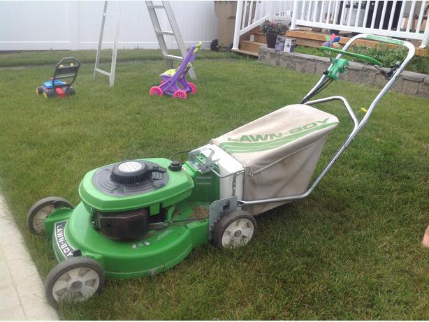 Lawn Boy 2 Stroke Lawn Mower West Regina Regina