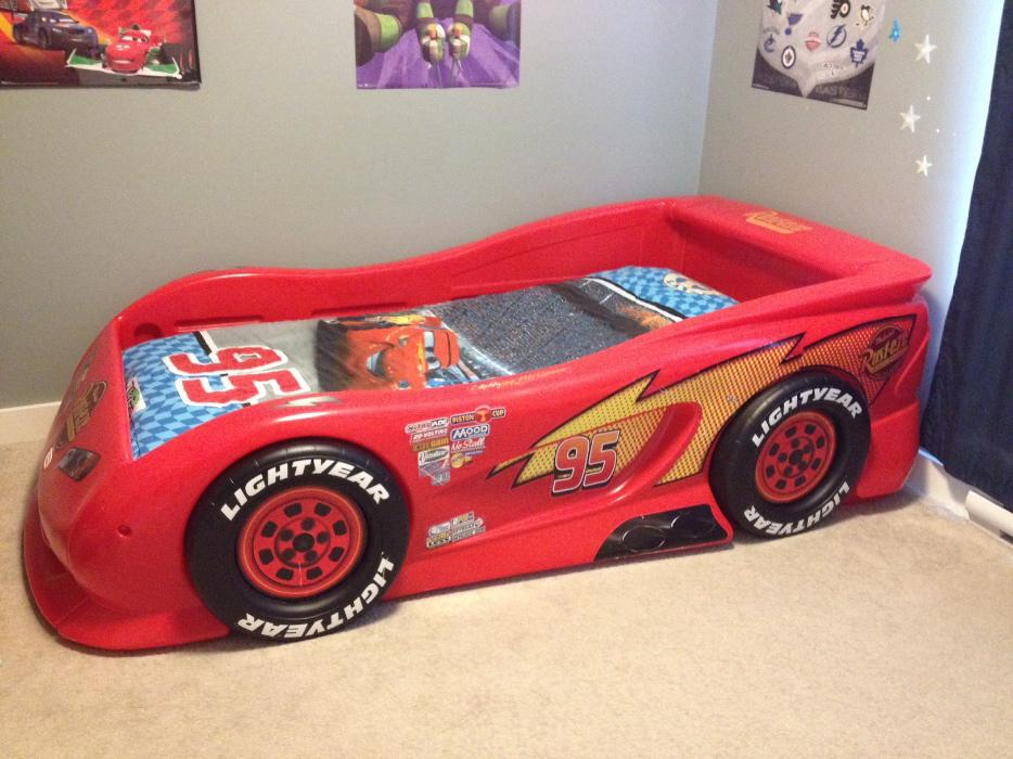 Used Cars Langley >> Lightning McQueen twin bed West Shore: Langford,Colwood,Metchosin,Highlands, Victoria