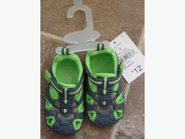 Baby Sandals - Size 3