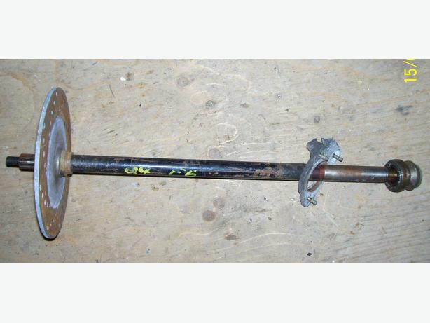 Arctic Cat Firecat  500 600 700 Sno Pro jackshaft brake disc