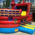 4 Hour Rental! Huge Buccaneer Bouncer AND Slide Combo!