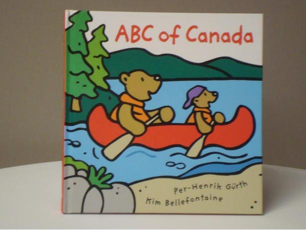 ABCs of Canada (Hardcover)