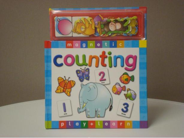 Play & Learn Counting Book (Hardcover)