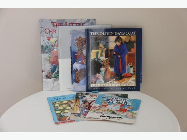 Christmas Books - Set of 7