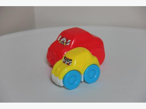 Fisher Price Nest & Roll Cars