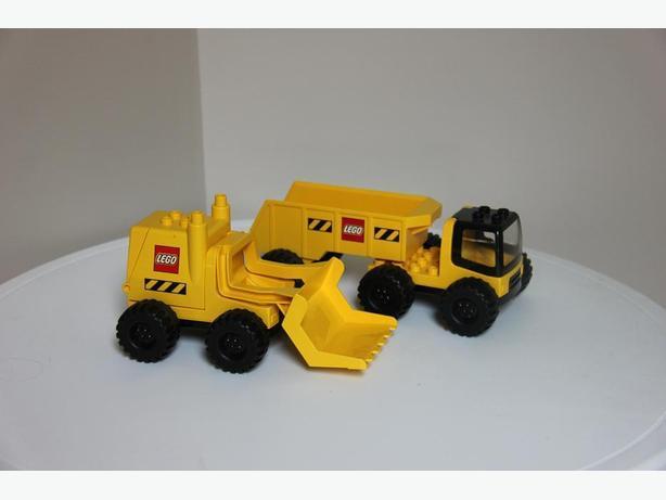 Lego Truck & Dozer