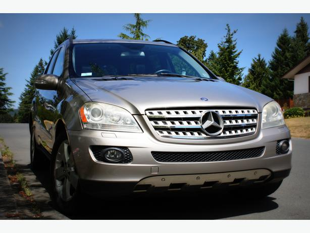 2006 mercedes benz ml500 luxury suv reduced central. Black Bedroom Furniture Sets. Home Design Ideas