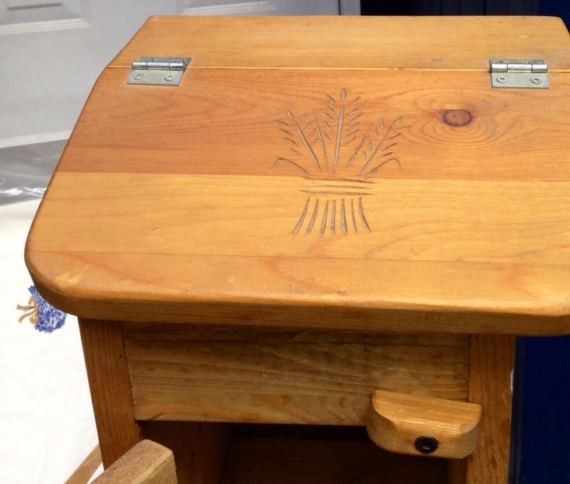 Spice Cupboard Solid Pine Malahat Including Shawnigan