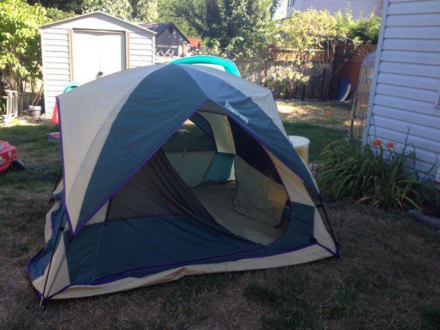 Kelty 3-4 person Ridgeway tent West Shore: Langford ...