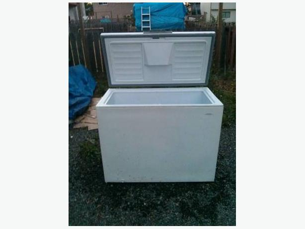 apartment sized freezer west shore langford colwood