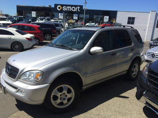 2002 mercedes benz ml320 new lower price victoria for Mercedes benz ml320 2002