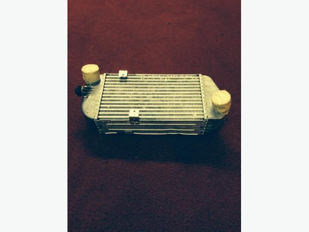 Kia Optima Intercooler