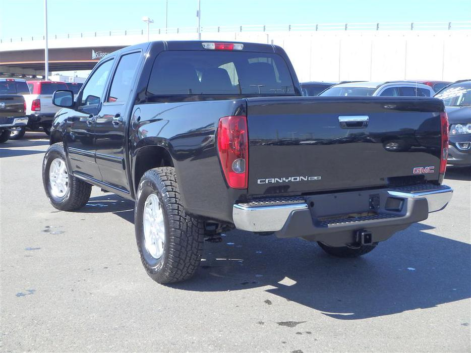 2012 gmc canyon crew cab 4x4  leather  5 3 v8  dynomax exhaust  rancho images