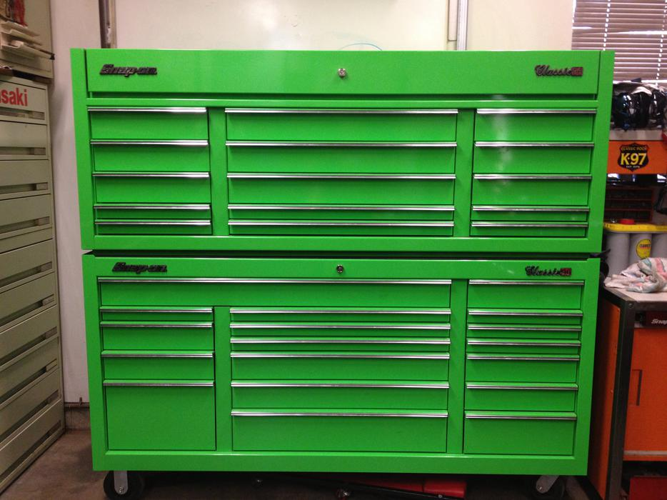 Huge Snap On Tool Box Classic 96 Price Reduced