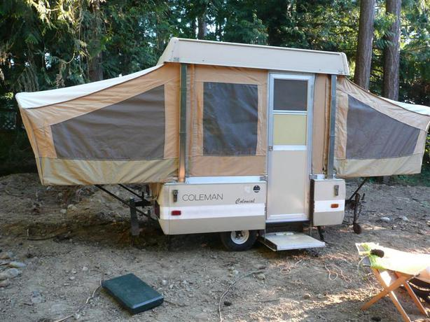 1979 Lionel Tent Trailer Manual