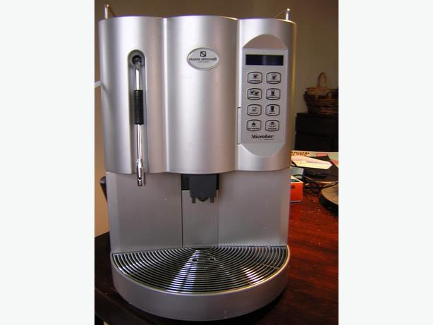 Commercial Automatic Coffee Maker ~ Nuova simonelli microbar super automatic commercial