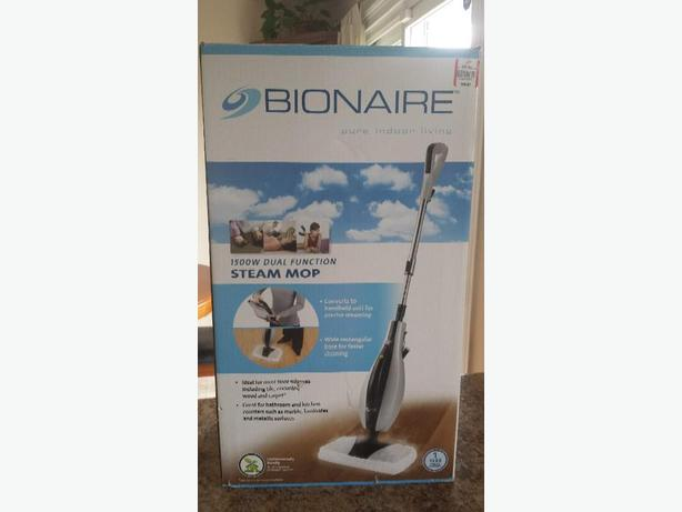Bionaire steam mop