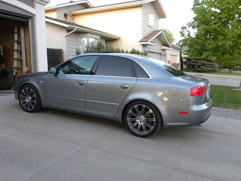 2006 Audi A4 2 0 Turbo Quattro Sedan Awd Low Km East