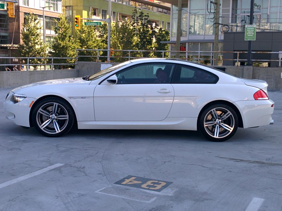2009 Bmw M6 Coupe For Sale With Ultra Low Km 39 S Outside