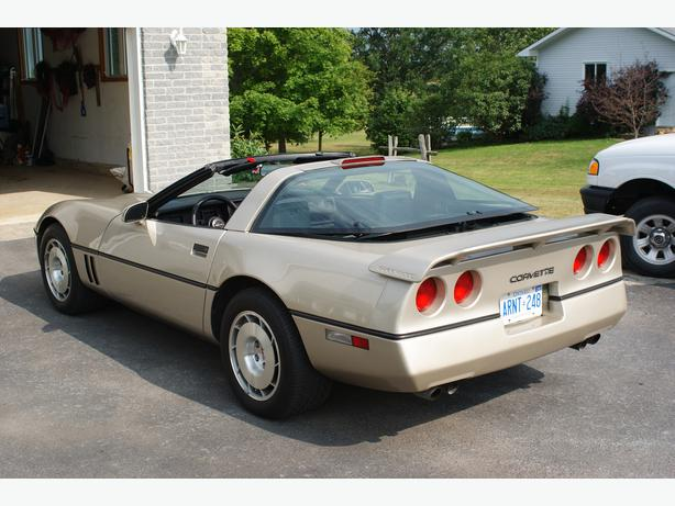 1986 Corvette Coupe New Price Outside Ottawa Gatineau