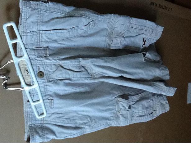Designer shorts -  Hollister and Aeropostale size 28, 29 & 31