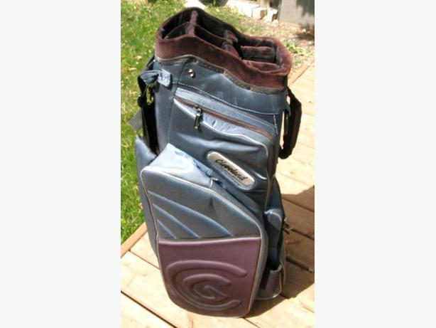 CLEVELAND PRO TYPE GOLF CART BAG GC