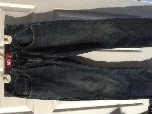 Levi's 514 slim cut jeans 28 x 28