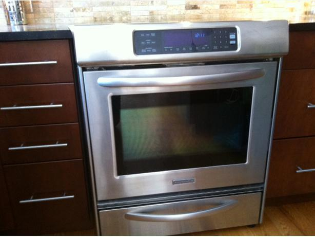 30 Inch Kitchenaid Freestanding Slide In Electric Range