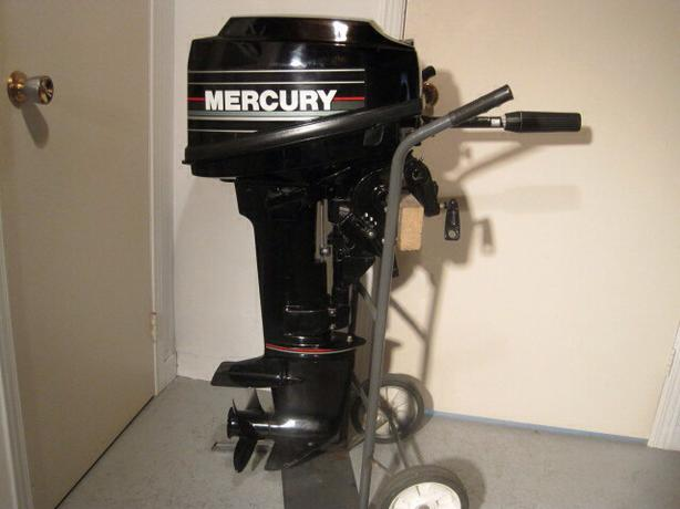 Mercury 9 9 hp outboard engine saanich victoria for Mercury 9 hp outboard motor