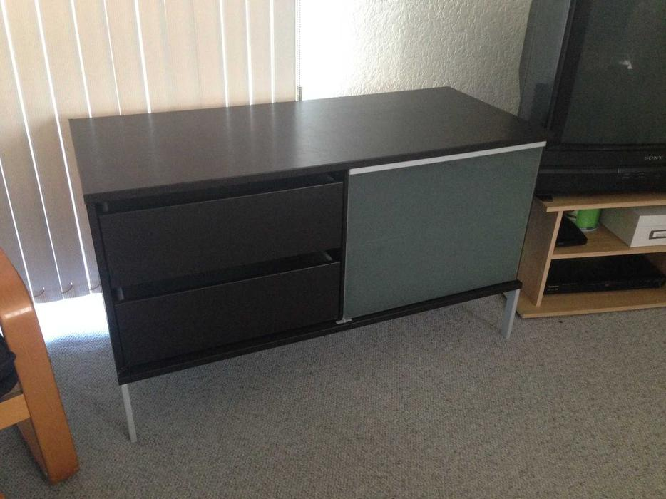 Ikea Tv Cabinet With Glass Doors Image Collections Design Modern