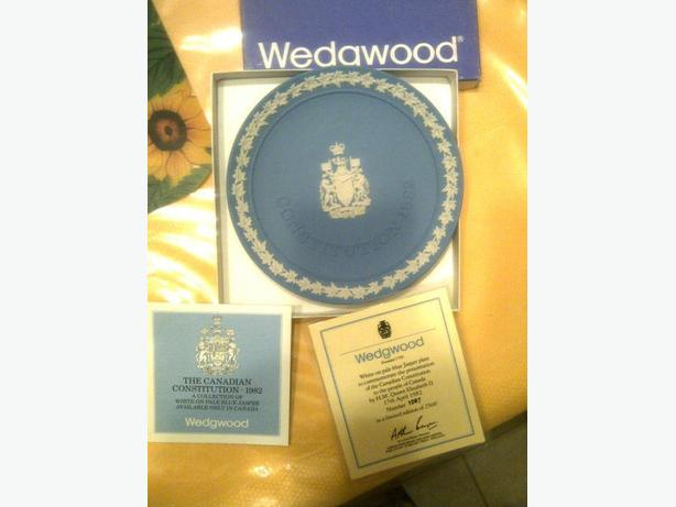 Wedgwood Collector's Plate