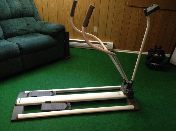 cross country exercise machine