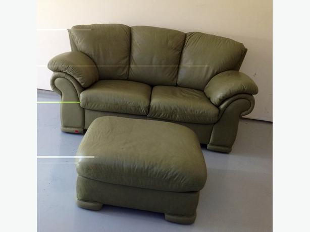 how to clean and condition leather couch