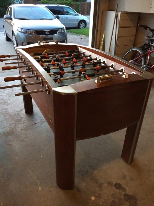 Sportcraft Foosball Table East Regina Regina