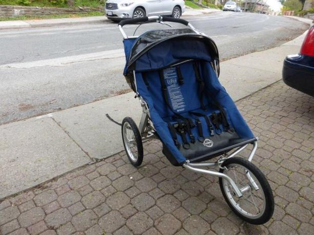 Double jogger stroller! TORONTO CITY, Toronto