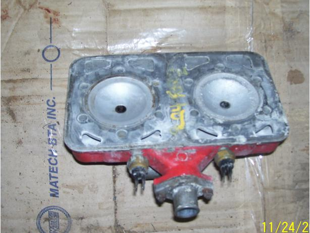 Skidoo Formula 583 Formula Z STX Deluxe engine head