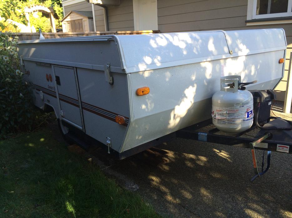 1999 Jayco 8west Tent Trailer West Shore Langford Colwood