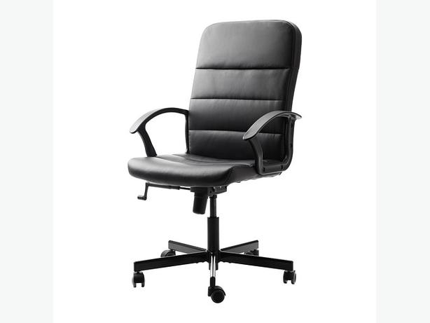 Torkel swivel office chair from ikea nepean gatineau for Chaise hamac ikea
