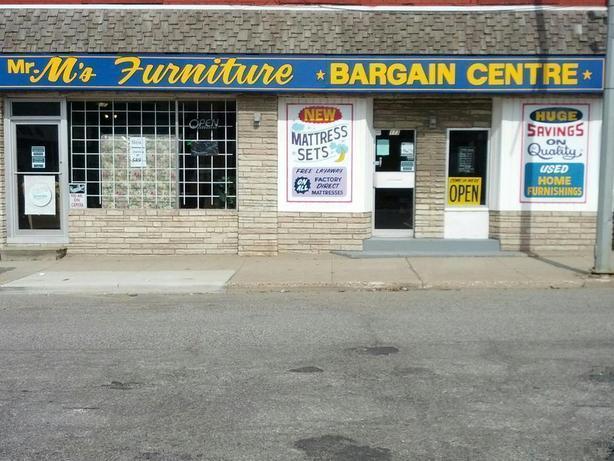 Mr. M's Furniture Bargain Centre