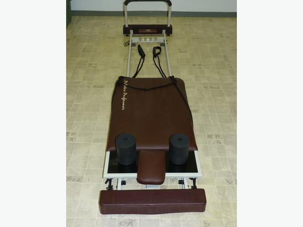 pilates excercise machine