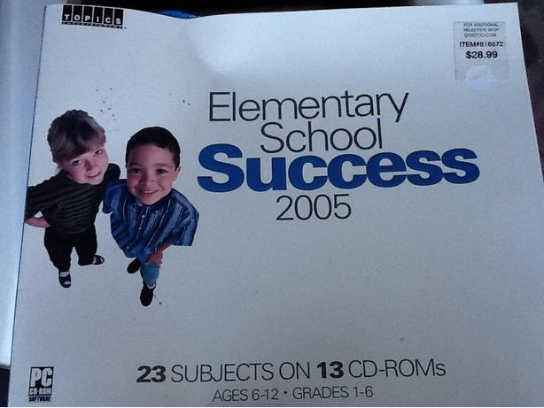 Elementary School Success - CD set