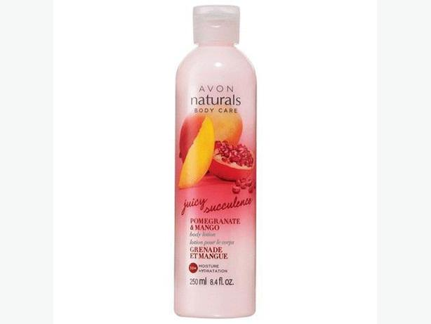 AVON Naturals Body - Pomegranate & Mango Moisturizing hand & body lotion